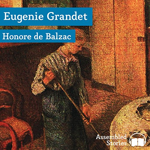 Eugenie Grandet audiobook cover art