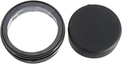 Lens Protector Cover TOOGOO R UV Filter Lens Cap Protector Cover For Original Xiaomi Xiaoyi Sports Camera