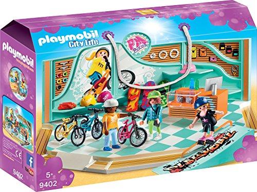 Playmobil 9402 - Bike & Skate Shop