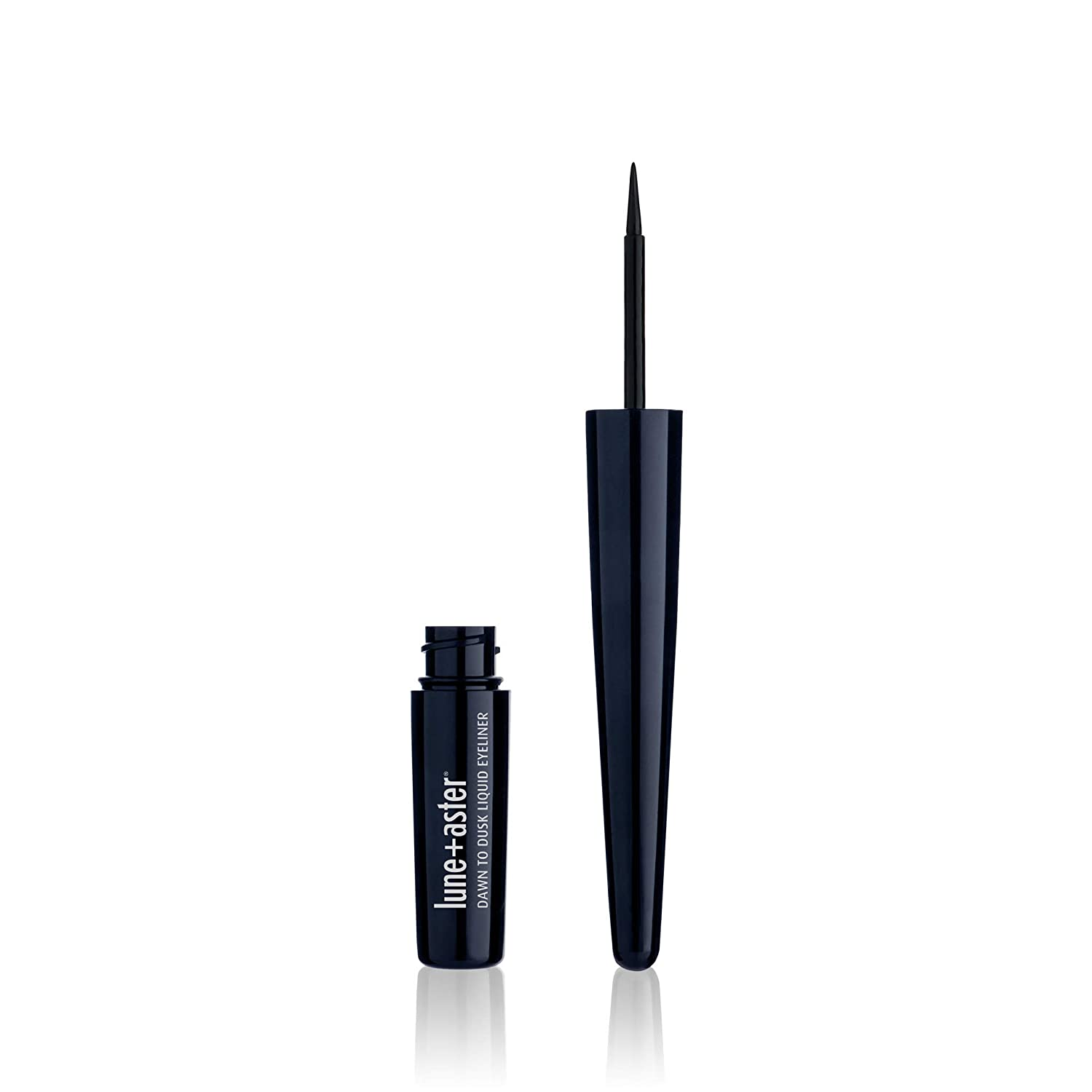 Lune+Aster Dawn to Dusk Cash special price Liquid - Eyeliner black 100% quality warranty High-impact jet
