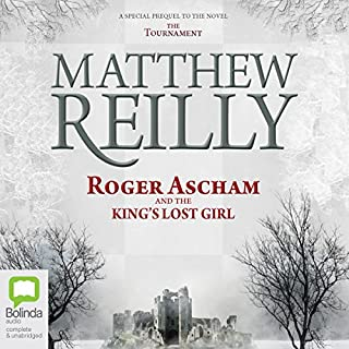 Roger Ascham and the King's Lost Girl cover art