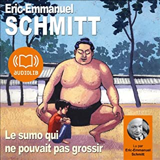 Couverture de Le sumo qui ne pouvait pas grossir