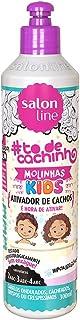 Creme para Pentear 300 ml to de Cacho Kids Unit, Salon Line