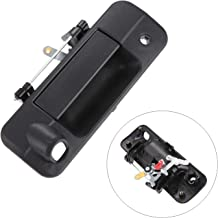 SURIEEN 69090-0C051 Tailgate Handle Liftgate Latch Handle with Rear Camera Hole Replaces 69090-0C050, 690900C051, 81214 Fits for 2007-2013 Toyota Tundra Pickup Truck