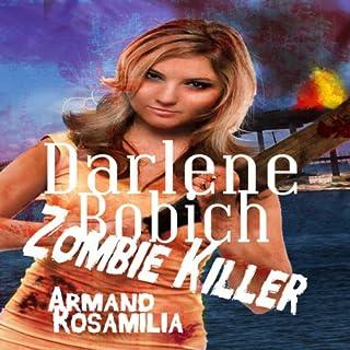 Darlene Bobich: Zombie Killer audiobook cover art