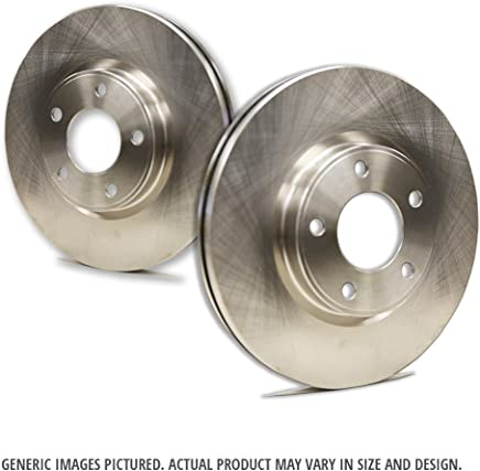 Note: AWD Brake System 2003 For Pontiac Montana Rear Disc Brake Rotors and Ceramic Brake Pads AWD