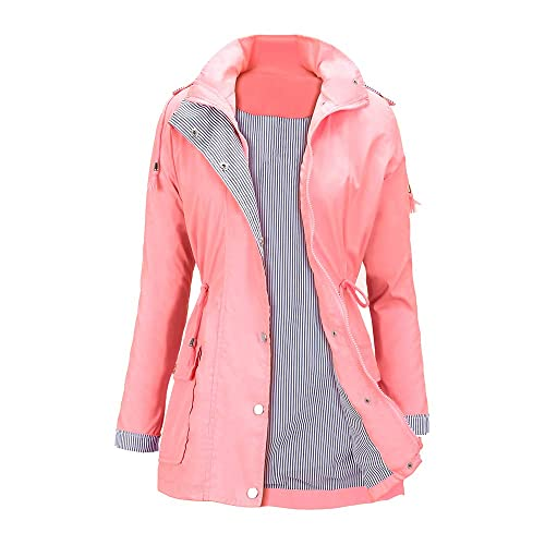 free shipping catch wide range Ladies Rain Jacket: Amazon.co.uk