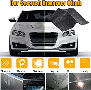 YOOHE Multipurpose Car Scratch Remover Cloth, Magic Paint Scratch Removal, Car Scratch Repair Kit for Repairing Car Scratches and Light Paint Scratches Remover Scuffs on Surface