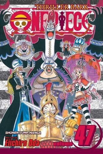 One Piece Volume 47: Cloudy, Partly Bony