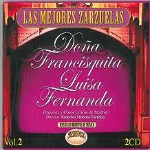 Doña francisquita-luisa fernanda