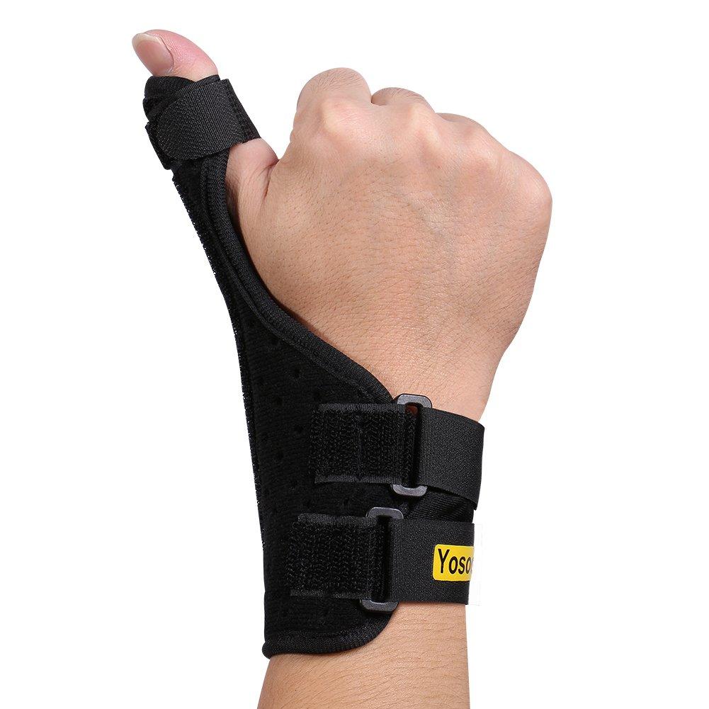 Limited price Thumb Cheap bargain Wrist Brace 1 Pcs High Sup Adjustable Elastic