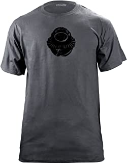 Vintage Army Scuba Diver Badge Subdued Veteran T-Shirt
