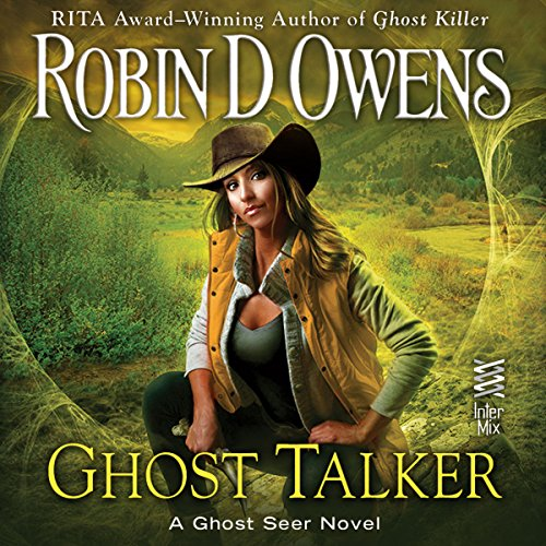 Ghost Talker audiobook cover art