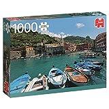 Jumbo- Cinque Terre, Italy, Puzzle de 1000 Piezas (618353)