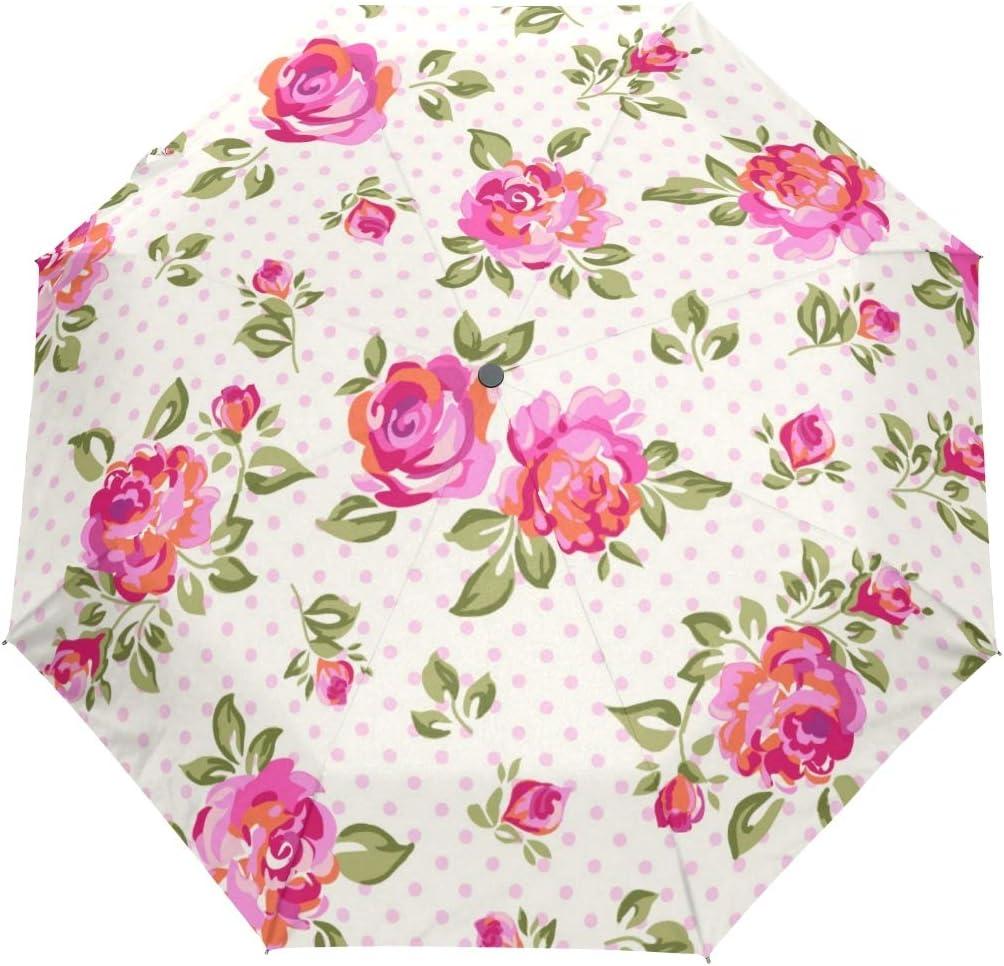 Small Travel Max 74% OFF Umbrella Windproof Outdoor Sun Max 70% OFF UV Compact Rain Auto