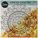 Sizzix Coloring Book, Bohemian Spirit by...
