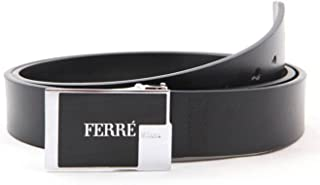 GIANFRANCO FERRÈ 1807-U252 Leather belt Men