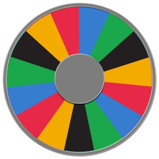 Twisty Summer Olympics Games - Tap The Circle Wheel To Switch and Match The Color Game