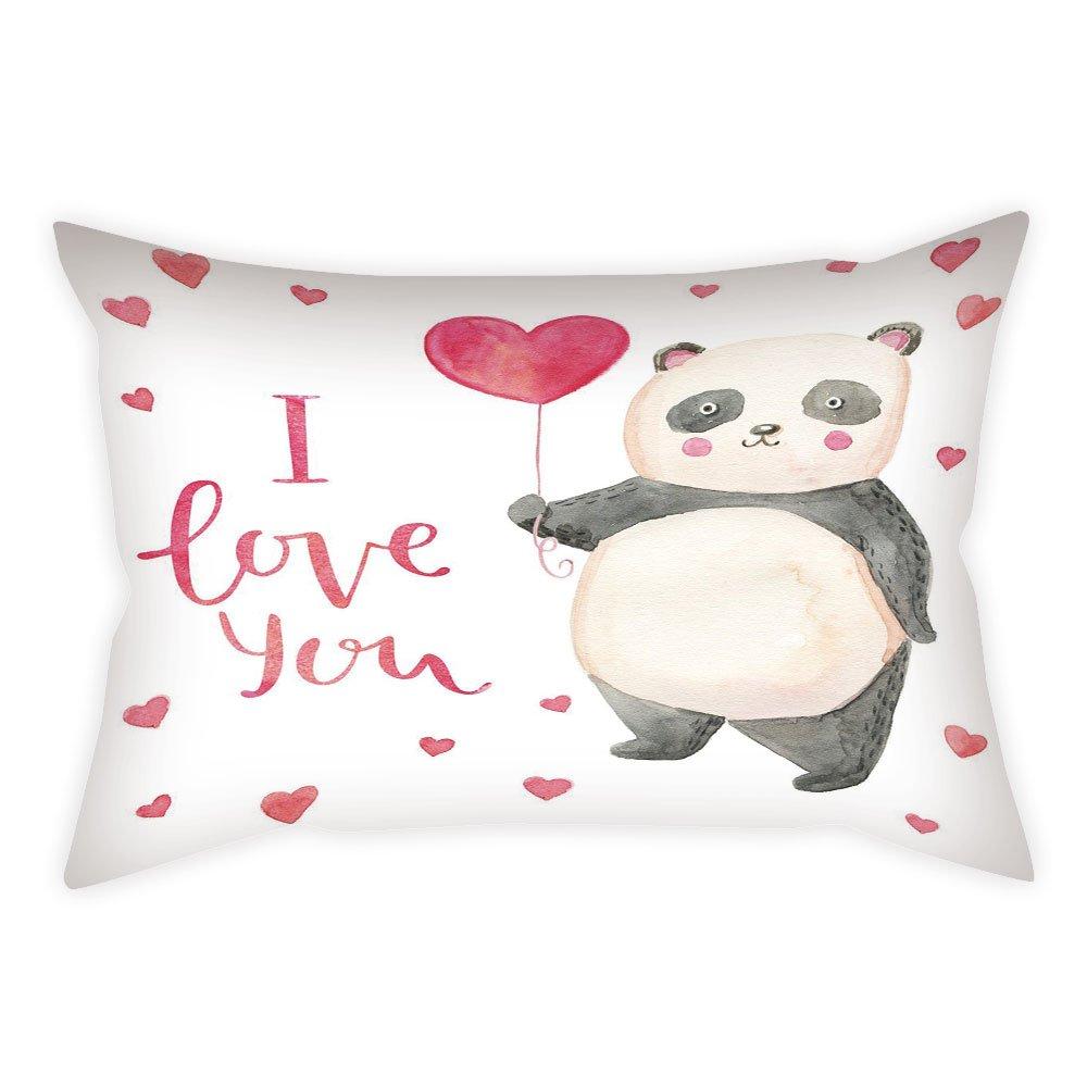 iPrint Polyester Throw Pillow Cushion
