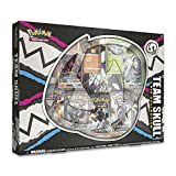 Pokemon TCG: Team Skull Gx Pin Box | 4 Foil Promo Cards | 5 Booster Packs