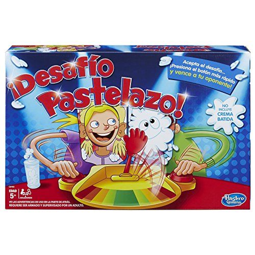 Hasbro Gaming Desafio Pastelazo