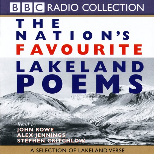 The Nation's Favourite: Lakeland Poems audiobook cover art