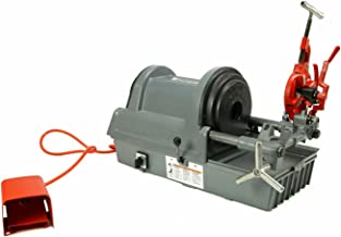 Renewed RIDGID 1822-I Auto Chuck Pipe Threading Machine