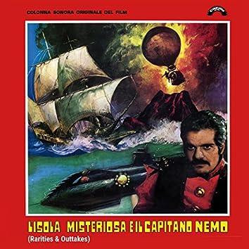 L'isola misteriosa e il capitano Nemo: Rarities & Outtakes (Original Motion Picture Soundtrack)