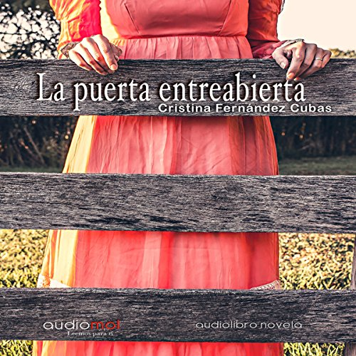 La puerta entreabierta [The Open Door] audiobook cover art