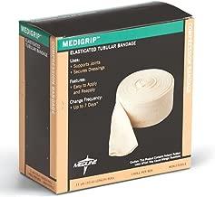 Medline MSC9506YDH Medigrip Tubular Bandages, 1 yd, Size G