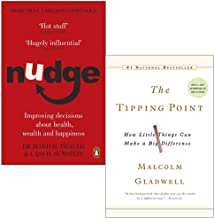 Nudge: Improving Decisions About Health, Wealth and Happiness & The Tipping Point: How Little Things Can Make a Big Differ...