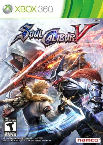 Soulcalibur V (輸入版) - Xbox360