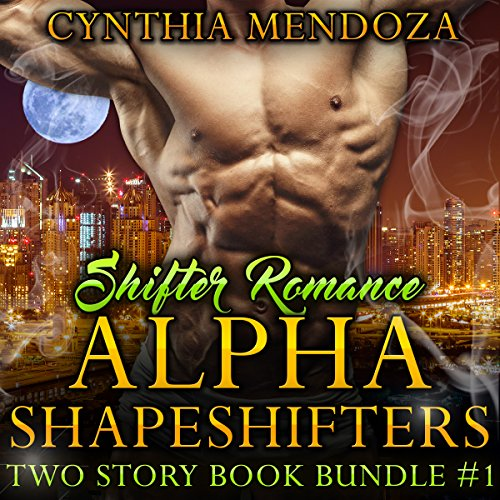 Shifter Romance: Alpha Shapeshifters cover art