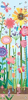 Oopsy Daisy Growing Flowers by Jill McDonald Growth Charts, 12 by 42-Inch