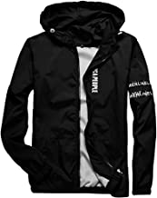 Homaok Men's Lightweight Breathable Jacket