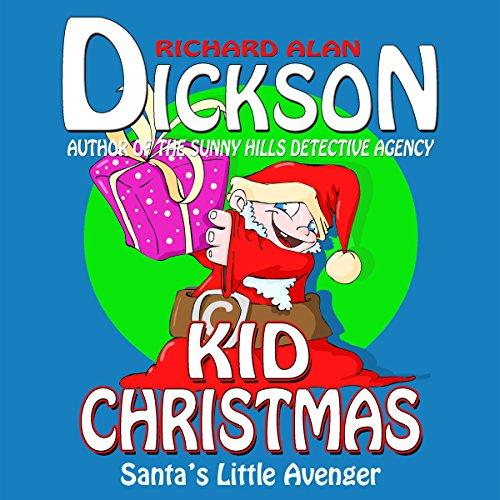 Kid Christmas audiobook cover art
