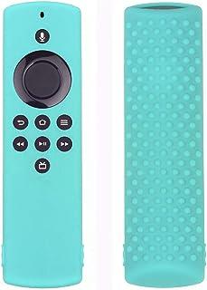 Remote Control Case, Case for Fire Stick Remote - Silicone Remote Case Cover for Fire TV Stick Lite