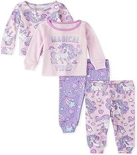 Baby Girls Paw Patrol Kids Pyjamas Pyjama Set Pjs Pink Ages 6 9 12 18 24 Months