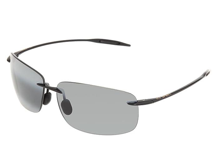 Breakwall (Gloss Black/Neutral Grey Lens) Sport Sunglasses