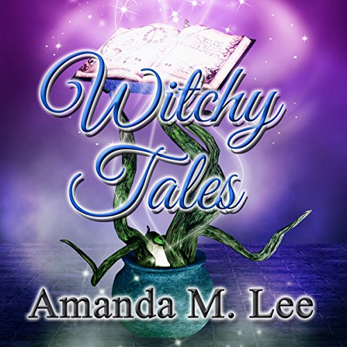 Witchy Tales audiobook cover art