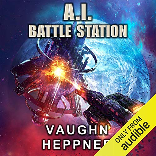 A. I. Battle Station cover art