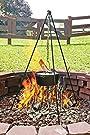 Lodge Deep Camp Dutch Oven, 8 Quart #1