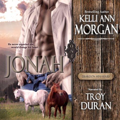 Jonah audiobook cover art