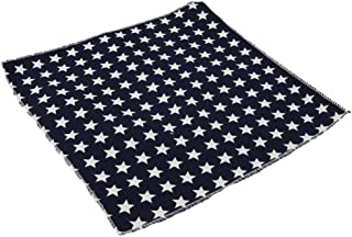 Flairs New York Gentleman's Essentials Weekend Casual White Pocket Square