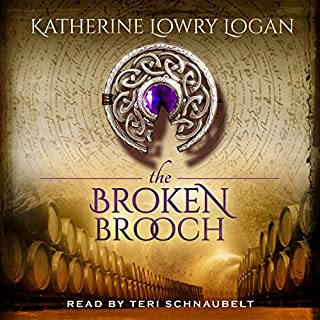 The Broken Brooch     The Celtic Brooch, Book 5              By:                                                                                                                                 Katherine Lowry Logan                               Narrated by:                                                                                                                                 Teri Schnaubelt                      Length: 11 hrs and 50 mins     920 ratings     Overall 4.4