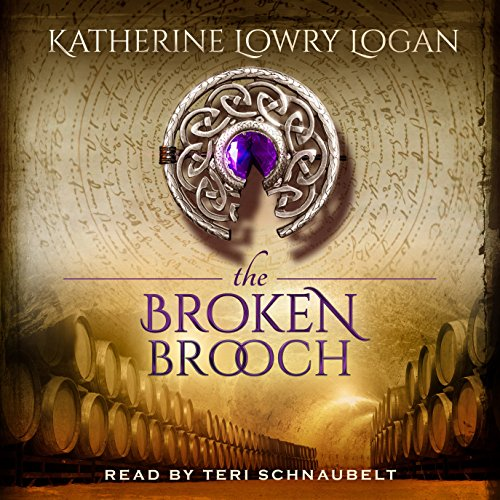 The Broken Brooch audiobook cover art