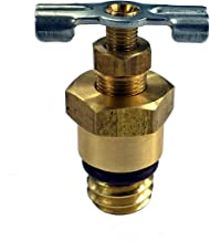 TamerX HFCM Water Separator Drain Plug Valve Upgrade- Ford Powerstroke 6.0L Diesel
