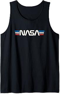 Badge spatial rétro vintage Astronomie NASA Débardeur