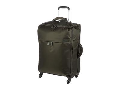 Lipault Paris Original Plume 25 Spinner (Khaki) Luggage