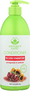 Natures Gate Conditioner Pomegranate Sunflower, 18 fl, oz